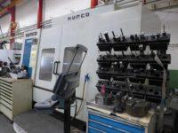 Bearbeitungszentrum Hurco VMX 64