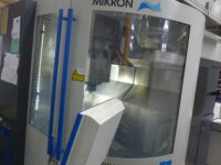 Universal 5-Achsen Bearbeitungszentrum Mikron UCP 600 Vario