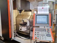 5-Achsen Bearbeitungszentrum Mikron UCP 600 Vario