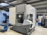 5-Achsen Bearbeitungszentrum DECKEL MAHO DMU 70 eVo Fräsmaschine